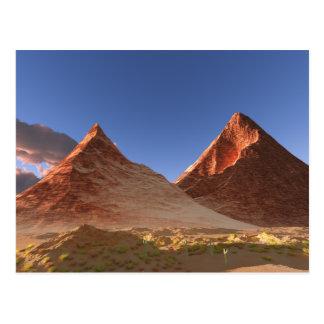 Dry Land Version 2 Postcard