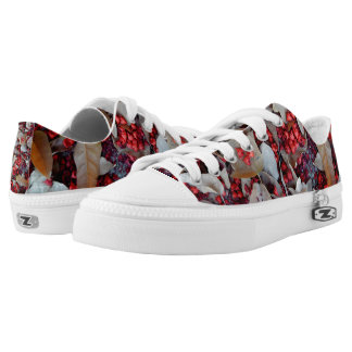 Dry Leafs Low Tops