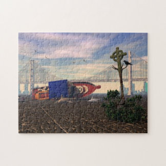 Dry River jigsaw Puzzle Jigsaw Puzzle