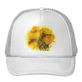 Dry Roses Cap