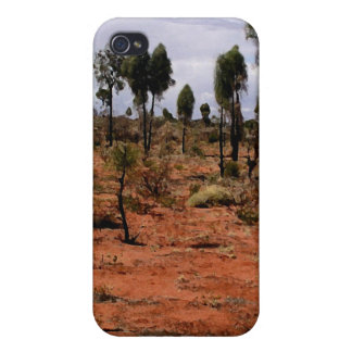 Dry Terrain iPhone 4/4S Covers