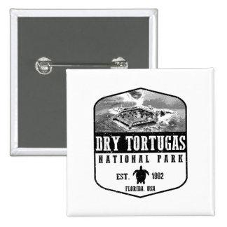 Dry Tortugas National Park 15 Cm Square Badge