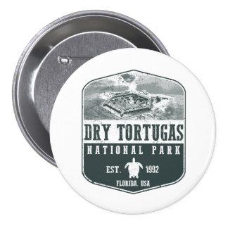 Dry Tortugas National Park 7.5 Cm Round Badge