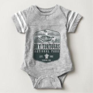Dry Tortugas National Park Baby Bodysuit