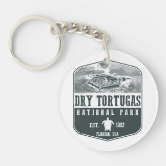 Dry Tortugas National Park Key Ring