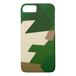 Dry Tundra Camo iPhone 7 Case