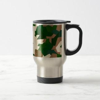 Dry Tundra Camo Travel Mug