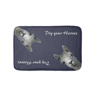 Dry Your Hooves - Apaca Bath Mats