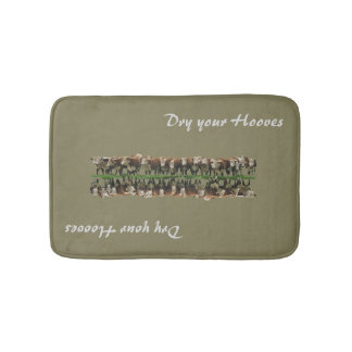 Dry Your Hooves - Cattle Bath Mat