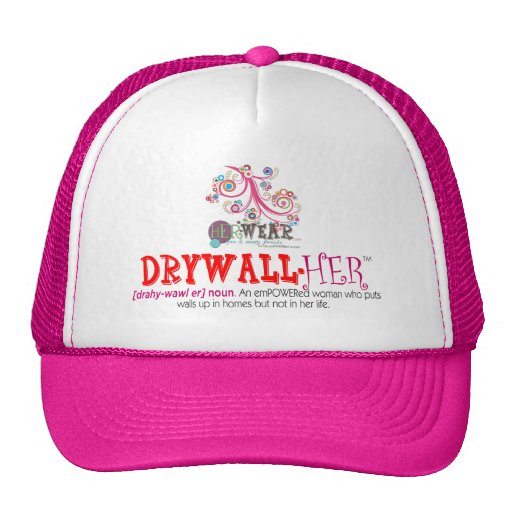 drywall-HER Hat