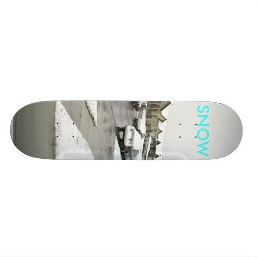 DSC00136, SNOW CUSTOM SKATE BOARD