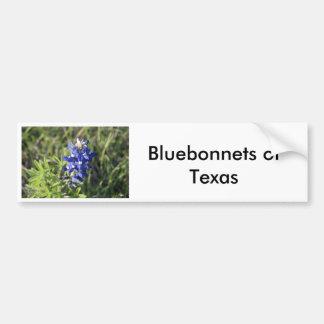 DSC00460, Bluebonnets of Texas Car Bumper Sticker