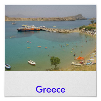 DSC00813, Greece Poster