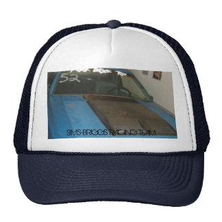 DSC01014, SIMS-BRIGGS RACING TEAM MESH HAT