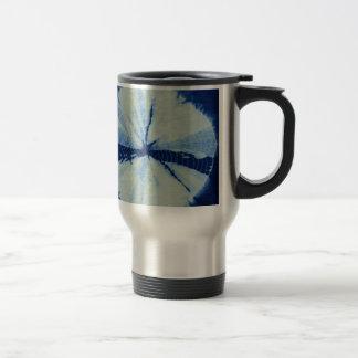 DSC03486.JPG round indigo circle art Travel Mug