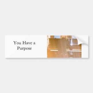 DSC_0005, You Have a Purpose Car Bumper Sticker