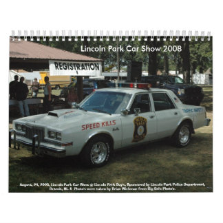 DSC_0006, August, 24, 2008, Lincol... - Customized Calendar