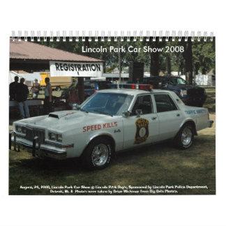 DSC_0006, August, 24, 2008, Lincol... - Customized Calendars