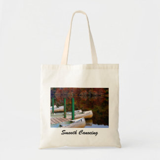 DSC_7267l-1print, Smooth Canoeing Tote Bag