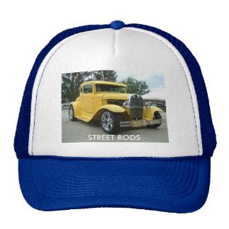 DSCF0017 STREET RODS MESH HATS