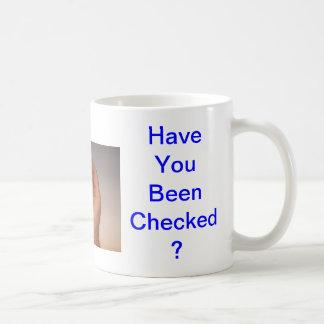 DSCF0084, Prostate Cancer Survivor!, Have You B... Basic White Mug
