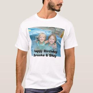 DSCF0236, Happy Birthday Brooke & Shay T-Shirt