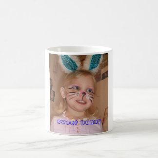 DSCF4253, sweet bunny Basic White Mug
