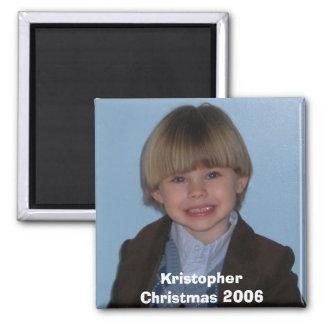 DSCN0094, KristopherChristmas 2006 Magnet