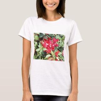 DSCN0885.JPG Red Flowers T-Shirt