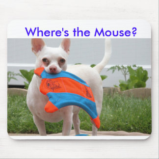 DSCN6701, Where's the Mouse? Mouse Pad
