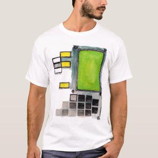 DSKY Apollo Computer T-Shirt