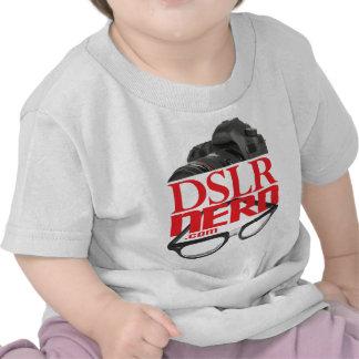 DSLR NERD T SHIRT
