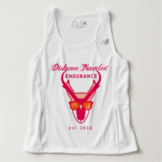 DTE SUMMER VIBES New Balance Tempo Running Tank