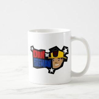 DtF Logo Basic White Mug