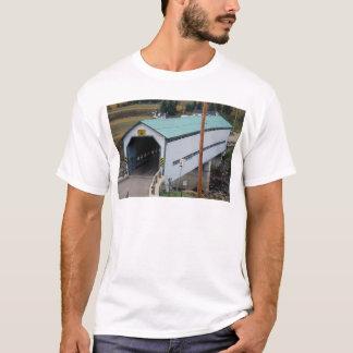 Du Faubourg Bridge, Quebec, Canada T-Shirt