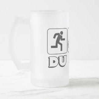 DU or Die Coffee Mug