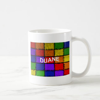 DUANE COFFEE MUG