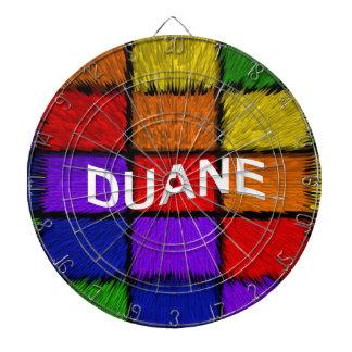 DUANE DARTBOARD