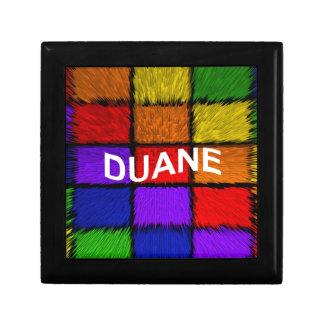 DUANE GIFT BOX