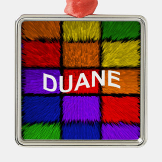 DUANE METAL ORNAMENT