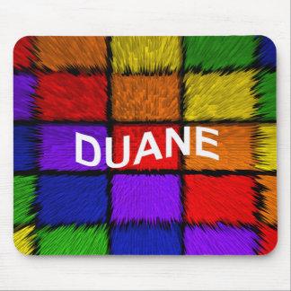 DUANE MOUSE PAD