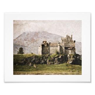 Duart Castle Photo Print