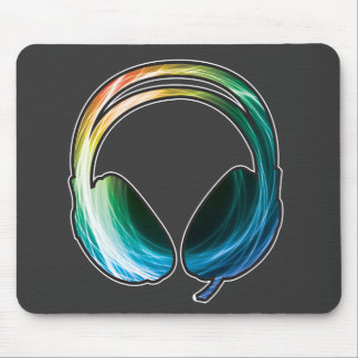 dub Headphones Mousepad