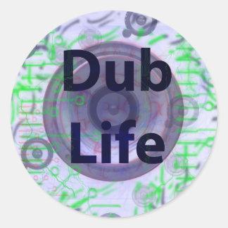 Dub Life Sticker