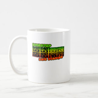 DUB Reggae Sound System Sub DUBSTEP Coffee Mug