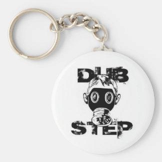 Dub Step Key Ring