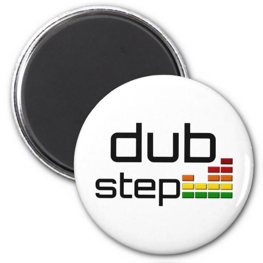 Dub Step Music with Stereo Equalizer Magnet