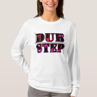 DUB step womens hood T-Shirt