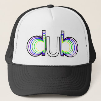 dub trucker hat