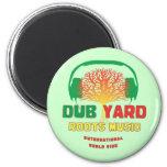 Dub Yard Roots Music Fridge Magnets
